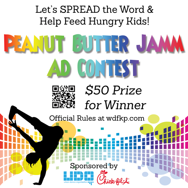 Peanut Butter Jamm Ad Contest