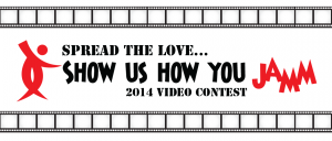 2014 Spread the Love... Show Us How You Jamm Video Contest