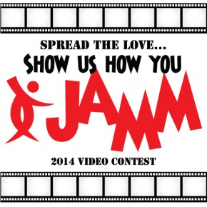 Spread the Love... Show Us How You Jamm! Video Contest